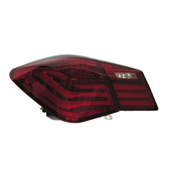 Задний светодиодный фонарь на Шевроле Круз (Chevrolet Cruze)