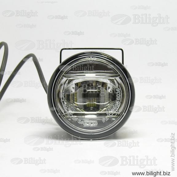 Прожектор уличный светодиодный круглый